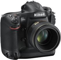 بررسی دوربین دیجیتال-Nikon-D4S