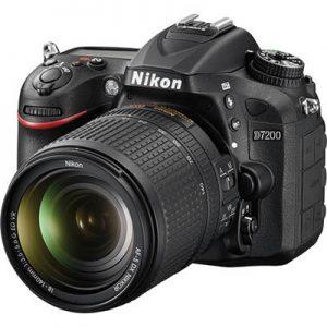 دوربین عکاسی D7200 نیکون