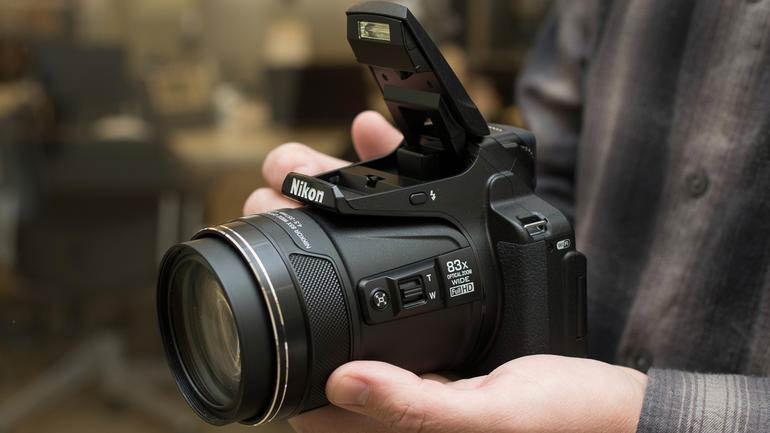 فیلمبرداری با دوربین Nikon P900