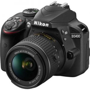 دوربین نیکون D3400