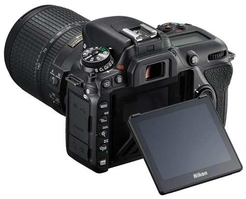 پردازنده دوربین Nikon D7500