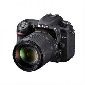 دوربین نیکون d7500