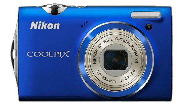 دوربین نیکون coolpix s5100
