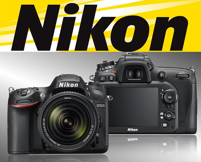 دوربین دیجیتال نیکون مدل D7200 Body