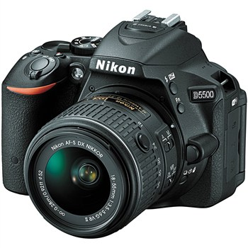 دوربین دیجیتال نیکون ۵۵-۱۸ D5500 kit