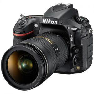دوربین دیجیتال نیکون D810 kit 24-120