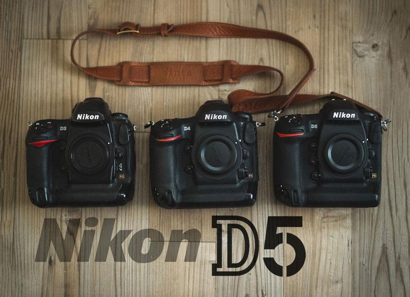 دوربین دیجیتال نیکون D5