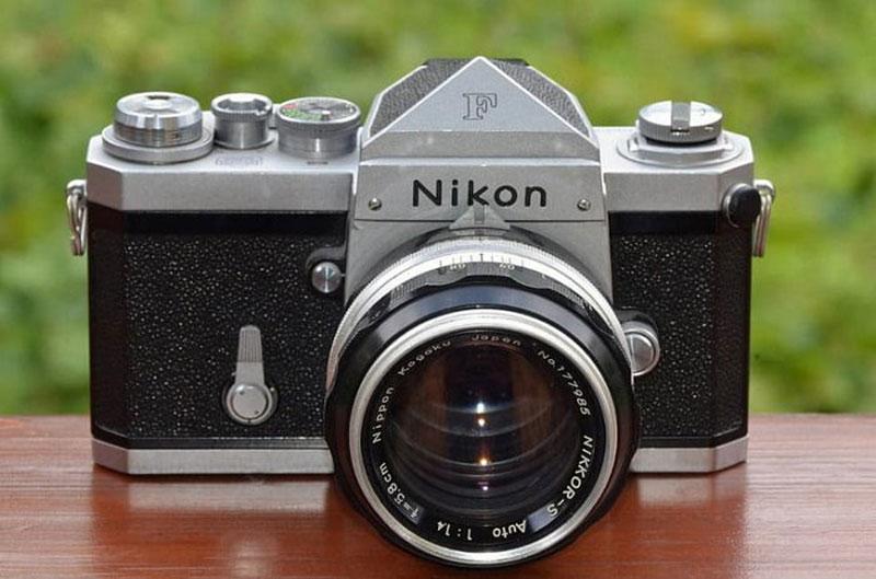 تحول تاریخ عکاسی با دوربین نیکون