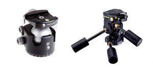 سر سه پایه ی دوربین نیکون