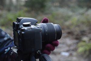 آموزش فیلمبرداری با دوربین نیکون