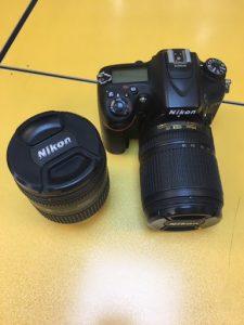 آموزش نصب لنز دوربین نیکون