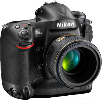 دوربین nikon D4s
