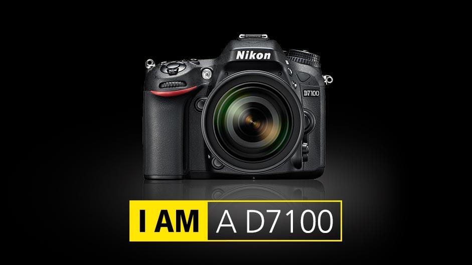عکس دوربین Nikon D7100
