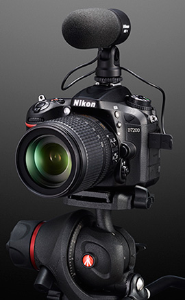 دوربین D7200 نیکون