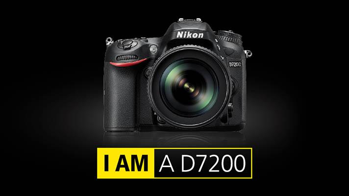 دوربین d7200