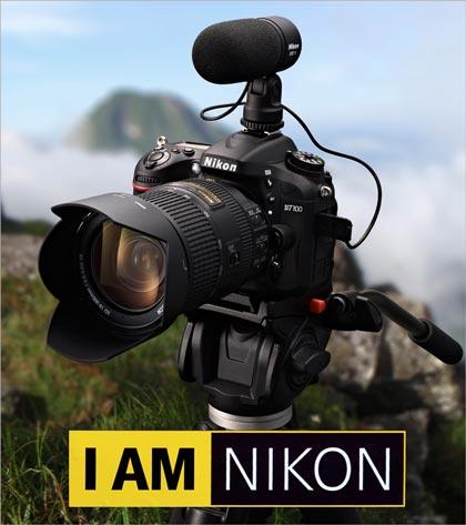 دوربین Nikon D7100