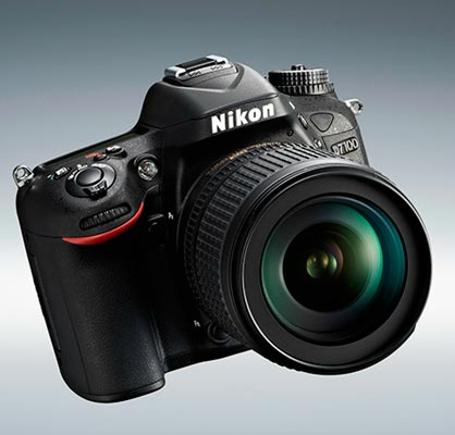 بدنه دوربین Nikon D7100