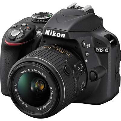 دوربین نیکون D3300