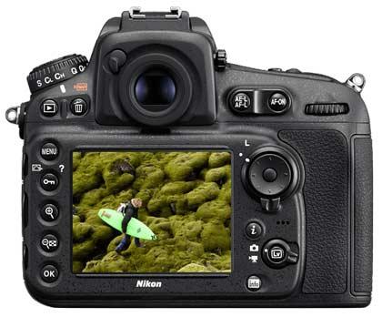 دوربین نیکون D810