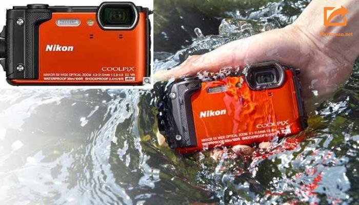 نیکون دوربین ضد آب Coolpix W300 را معرفی کرد