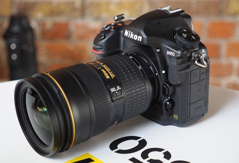 نیکون D850 بهترین سنسور دنیای دوربینهای عکاسی را دارد