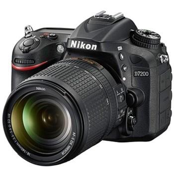 دوربین دیجیتال نیکون مدل D7200 kit 18-105