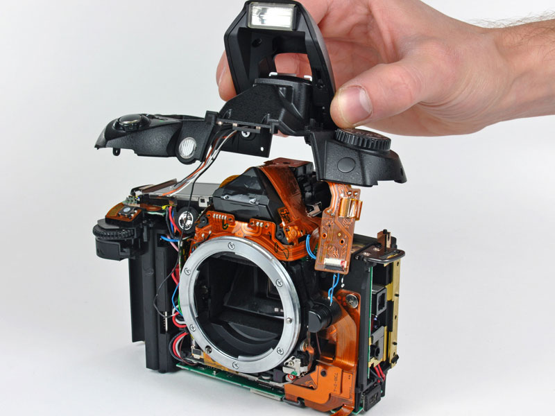 تعمیرات دوربین عکاسی نیکون