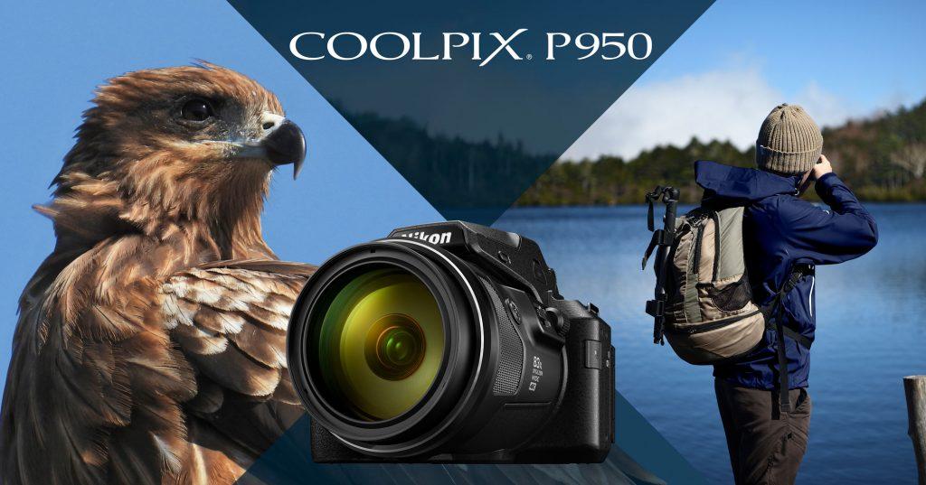 مقایسه مشخصات دوربین نیکون p950 با نیکون p1000