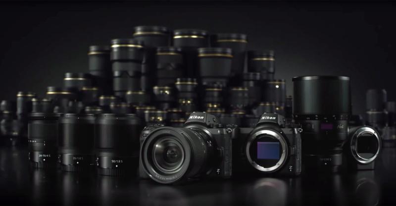 مقایسه دوربین هاینیکون Z6 و نیکون Z7