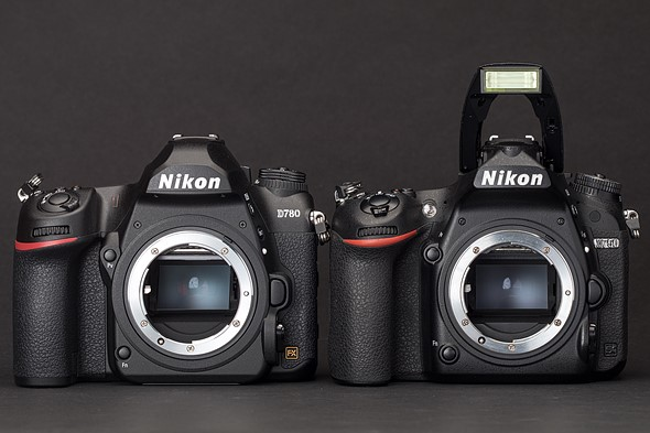 مقایسه مشخصات فنی نیکون D780 با نیکون D850