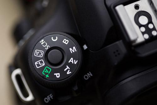 چطور روی حالت manual عکاسی کنیم؟